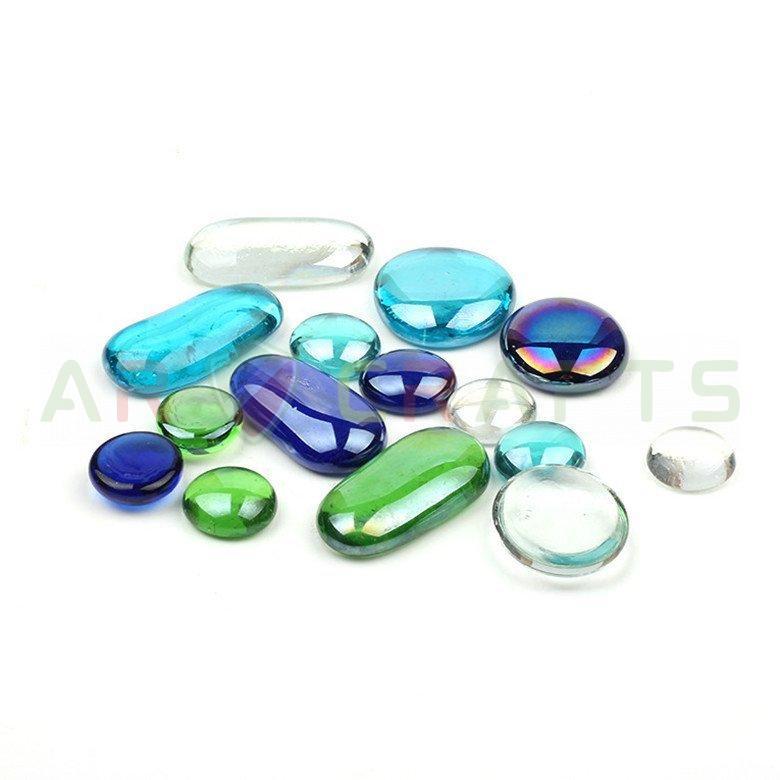 Glass Gem, glass craft,glass bead,home decoration,Garden decoration,glass decoration