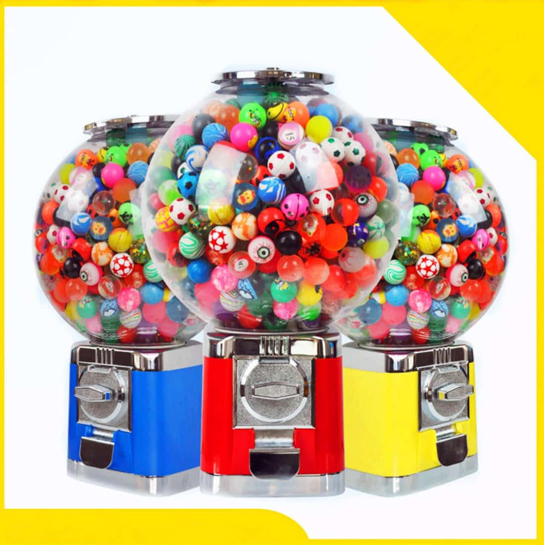 Bouncy ball machine,vending machine,buy bouncy ball, bouncy ball for sale (6)