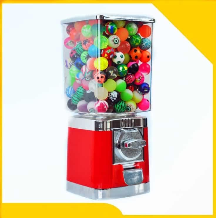 Bouncy ball machine,vending machine,buy bouncy ball, bouncy ball for sale (8)