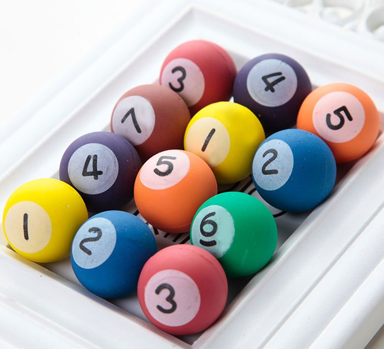 Bouncy ball -Jumping ball-Rubber Ball-Plastic ball-Soft ball-Toy ball(Pool)