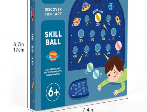 Classic Glass Marbles Toy Set